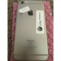 REGIME N° 423- Iphone 6s - 32 GB Nero - USATO Garanzia 6 mesi - Batteria 3 Mesi -