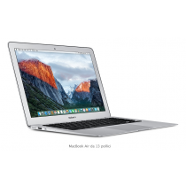 MacBook Air, 13 Pollici - Intel Core i5 dual-core a 1,6GHz, Turbo Boost fino a 2,7GHz - 8 GB di SDRAM LPDDR3 a 1600MHz - Unità flash PCIe da 256 GB - MMGG2T/A