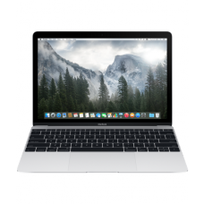 "MacBook 12"" 256GB - Argento - Intel Core M3 dual-core a 1,1GHz, Turbo Boost fino a 2,2 GHz 8GB di SDRAM LPDDR3 a 1866 MHz Archiviazione flash PCIe da 256GB su scheda Intel HD Graphics 515 - MLHA2T/A"