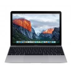 "MacBook 12"" 512 GB - Grigio Siderale - Intel Core m5 dual-core a 1,2GHz, Turbo Boost fino a 2,7 GHz  8GB di SDRAM LPDDR3 a 1866 MHz Archiviazione flash PCIe da 512 GB su scheda Intel HD Graphics 515 - MLH82T/A"